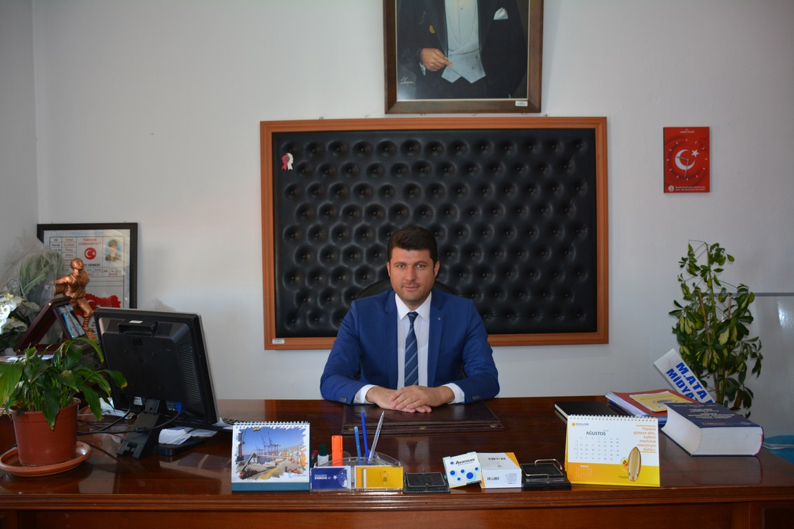 Belediye Başkan Yardımcısı
