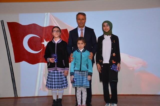 BAŞKANIMIZ '12 MART İSTİKLAL MARŞININ KABULÜ VE MEHMET AKİF ERSOY'U ANMA GÜNÜ' PROGRAMINA KATILDI