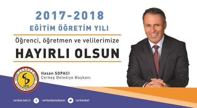 2017-2018 EĞİTİM ÖĞRETİM YILI HAYIRLI OLSUN
